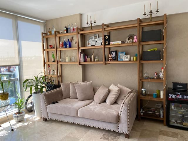 Cool Apart with Amenities in Puerto Madero Lumiere