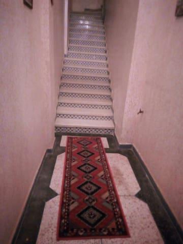 Maison d hôte el manzah