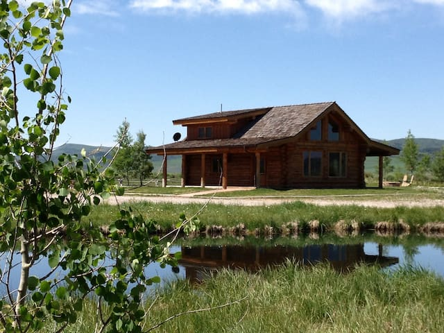 Spring Creek Meadows Cabin