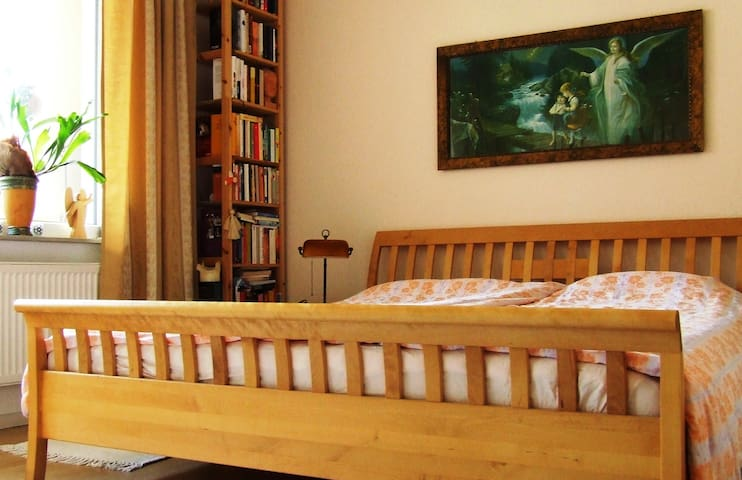 Comfortable room with balcony/wifi - Hanover - Apartment