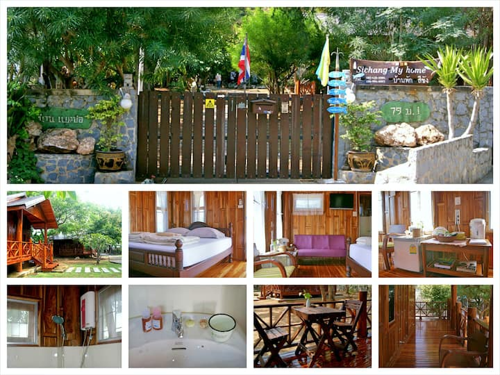 Sichang My home  บ้านพักสีชัง