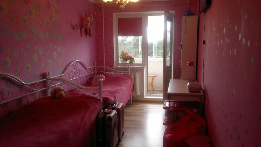 Apartment to rent 2+2 - Tallinn - Daire