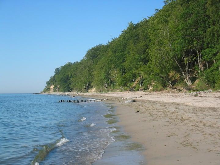 Beautiful nature and seaview