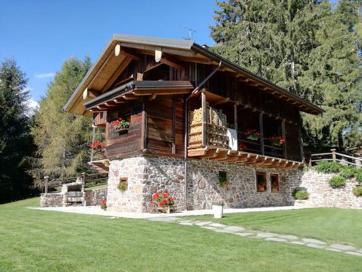 Romantico Rustico nel cuore delle Dolomiti