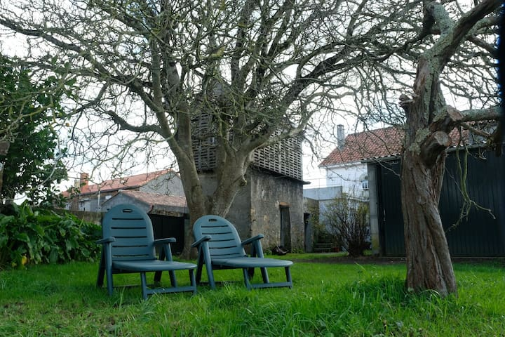 Habitaciones cómodas y un ambiente tranquilo