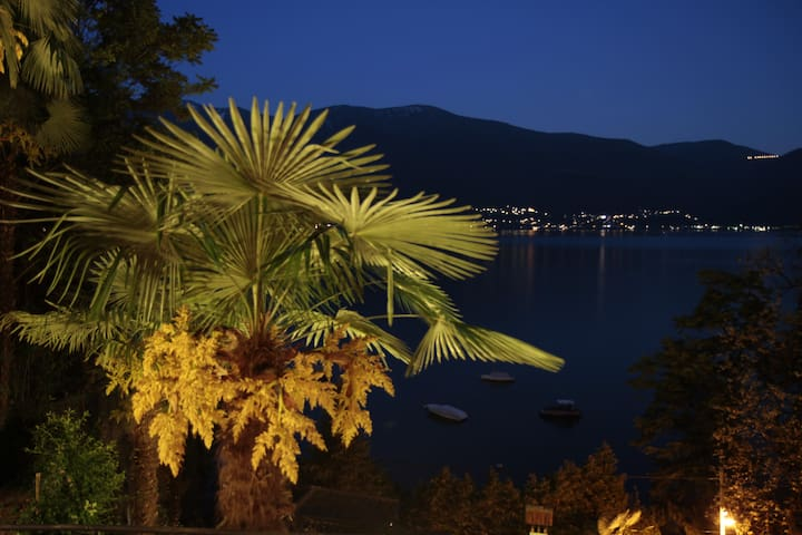 bnb122 bed& breakfast single room - Ascona - Bed & Breakfast