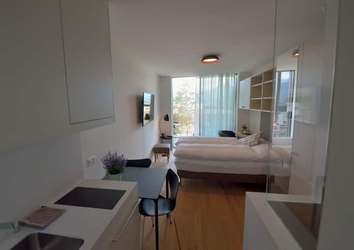 Ein 1-Zimmer Studio im Campus Dorf Hertenstein