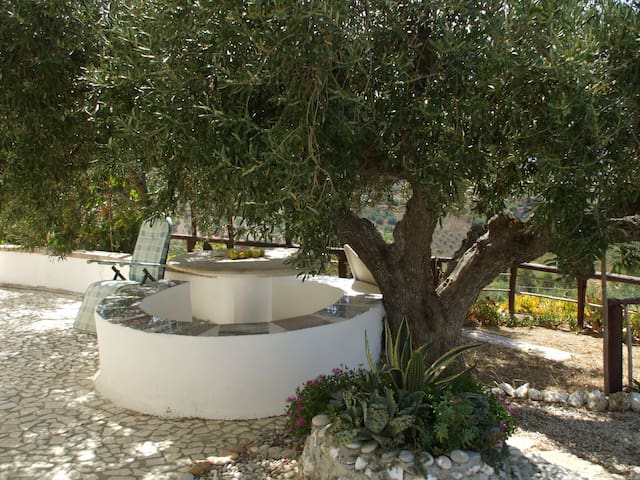 Bellavista - Sicilian Garden Villa - Cianciana - Apartamento