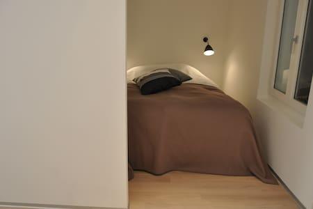 Comfortable beds, quiet surroundings