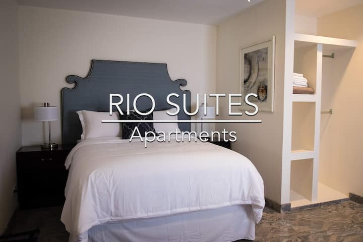 Luxury Suite Perfect Location!, 5 Min to U.S. -403