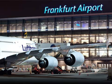 Raunheim-just 8 minutes from FrankfurtAirport