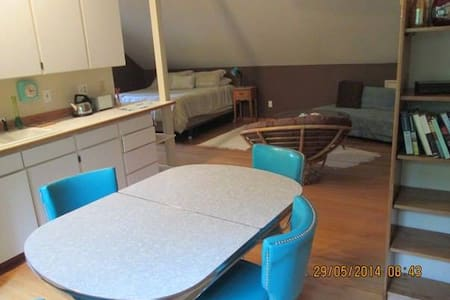 Detached, Private Studio Apartment - Hood River - Apartamento