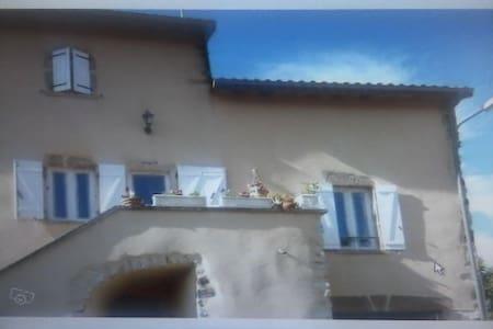 maison toute équipée avec garage - Saint-Gervazy