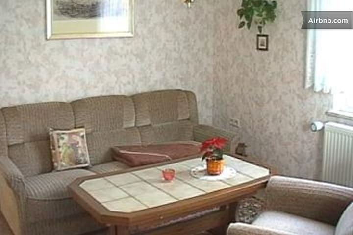No-smoking vacation-apartment  - Heppenheim - Appartement