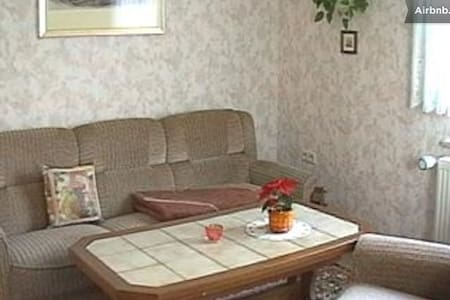 No-smoking vacation-apartment  - Heppenheim
