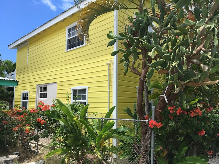 The Yellow House, Paynes Bay, St. james