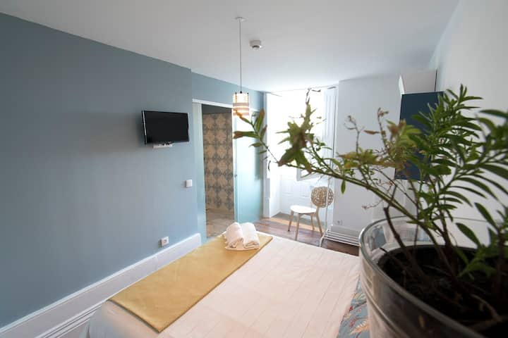 Porto Sereno | Guest House - Light Blue suite
