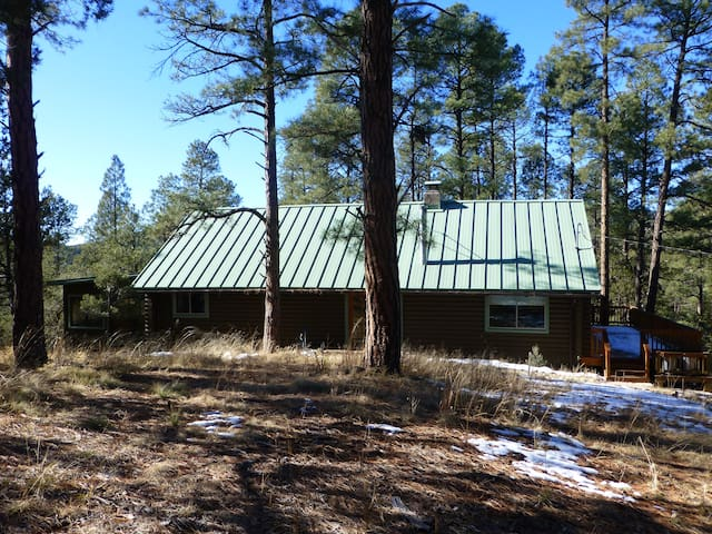 Cabin in Gila National Forest - Silver City