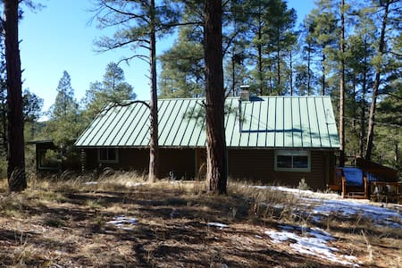 Cabin in Gila National Forest - Silver City - Kabin