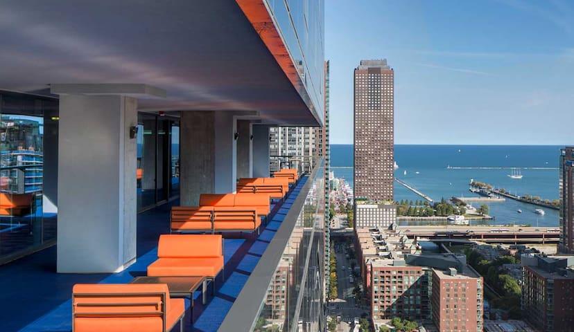Michigan Avenue Luxury Condo!