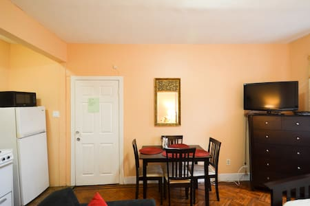 ROOM WITH A  KITCHENETTE