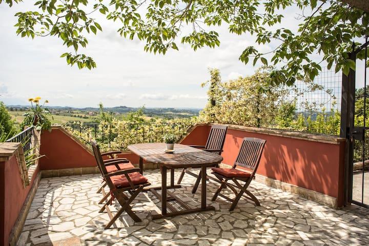 Lo Spirito Libero (URL HIDDEN) Ludovico - Montebuono - Apartment