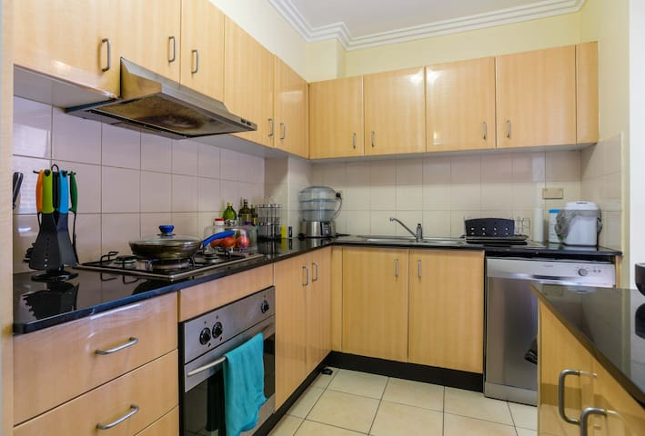 Ensuite minutes to ICC and Darling Harbour