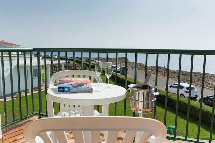 Habitación vista mar - Media pensión (3 PAX)