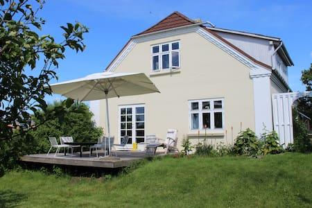 Romantic scenery near Aarhus - Hinnerup