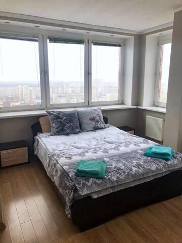 Уютная тихая квартира