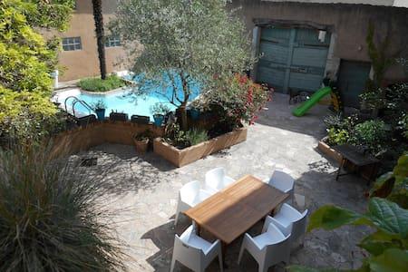 Maison   avec piscine 7 pers + 1 bb - Soyons - Ev