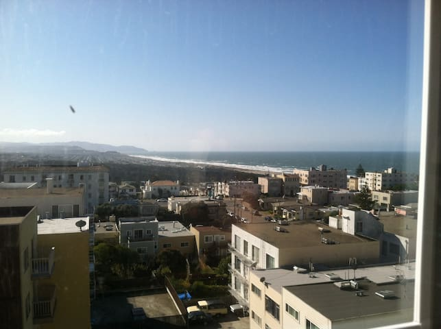 Ocean View.  GG Park.   Free!