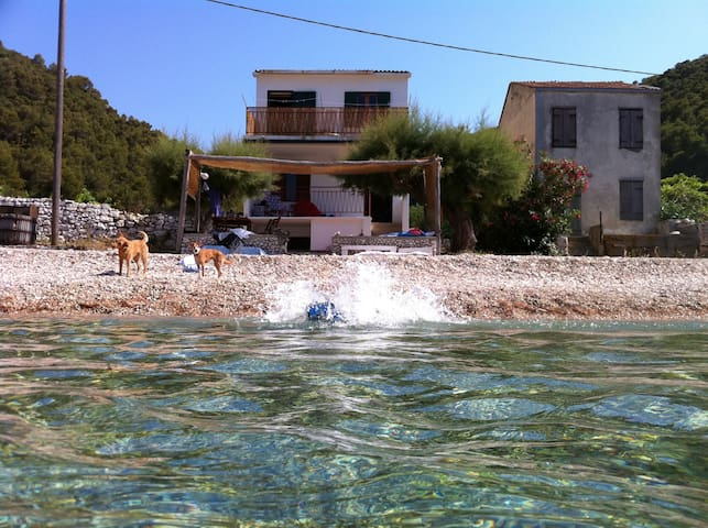The house of the fisherman - Hvar - House