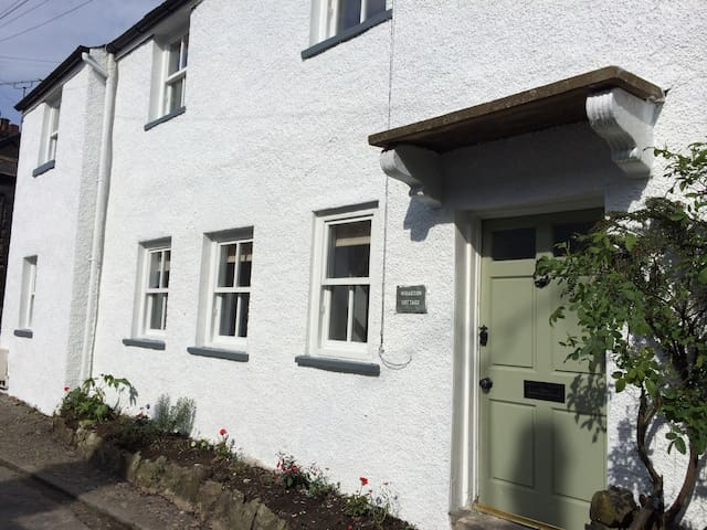 A holiday cottage in the Lakes - Cartmel