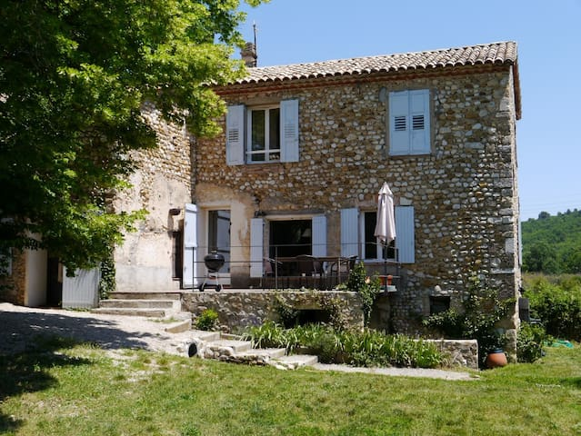 Dans un ancien Moulin en Provence - Riez - Huis