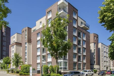 Modernes Apartment im 4* Hotel ! - Hamburg