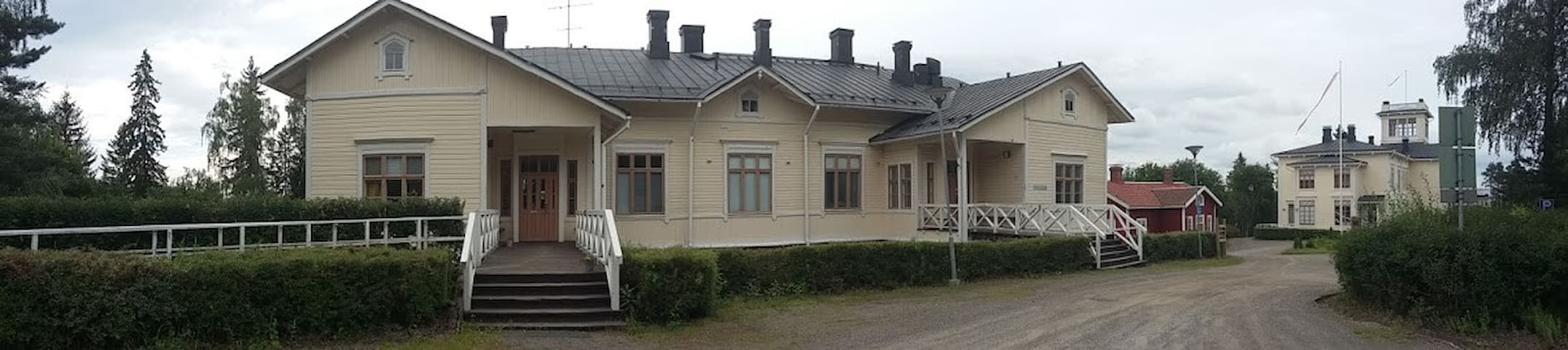 Kuusistola 1, sininen - Hämeenlinna - Apartamento