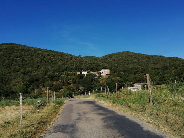 Entre Anduze et Saint-Jean du Gard, halte cévenole