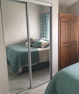 Chambre privée pour nuit confortable