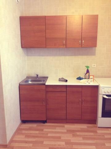 2 badroom appartment 6 km from Kremlin - Nizhnij Novgorod - Appartement