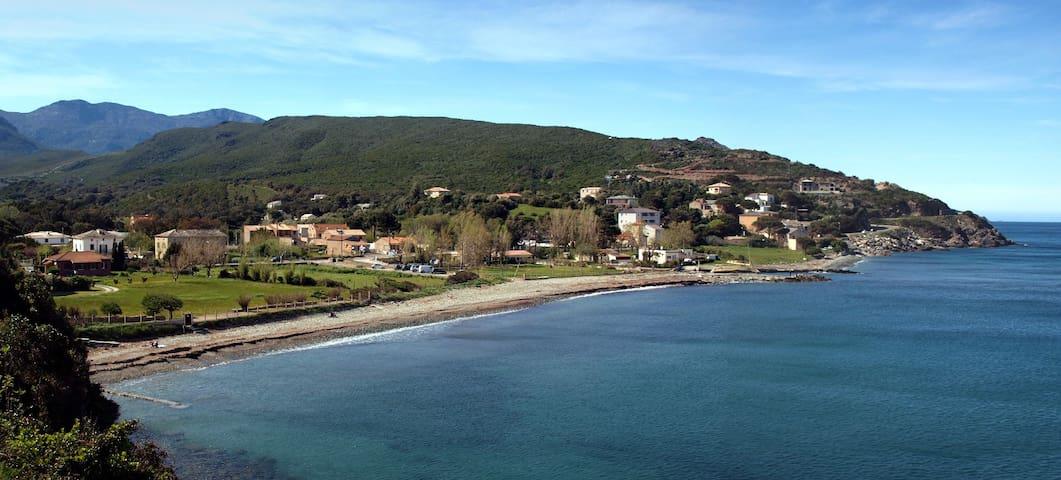 Maison Campu di pace 150m de la mer