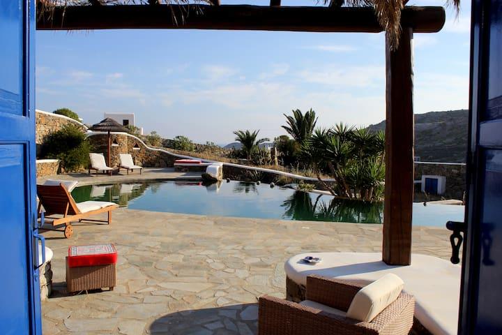 Apartment Pool View - Elia - Kondominium