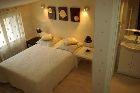 chambres d'hôtes  l'oeil doux  - Salles-d'Aude