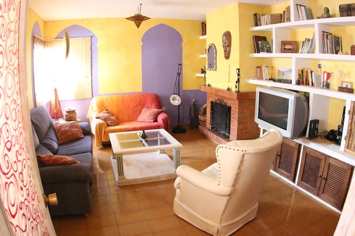Rooms at the Blue House (4) - Algeciras - House