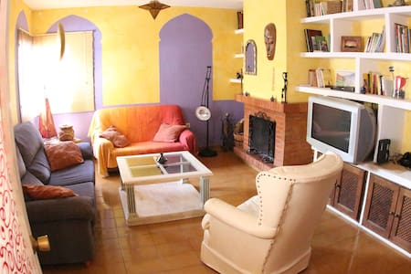 Rooms at the Blue House (4) - Algeciras