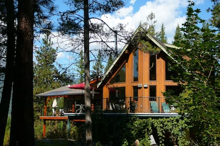 Pass Creek Bed & Breakfast Lodge - Castlegar