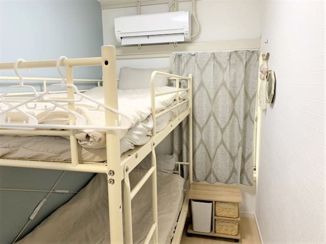 【202】Just renovated!Simple stay 5 mins to Shinjuku