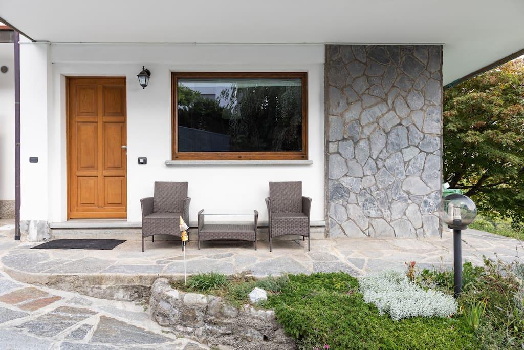 House enter