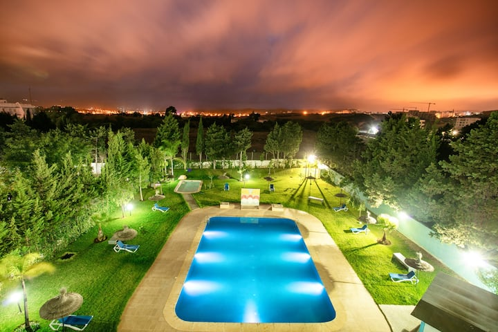 Appart-Hôtel Riviera Beach Cabo Negro