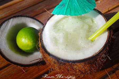 ##Lime in the coconut## - Byt